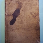 Warren Account Book