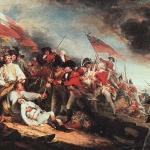 Bunker Hill, John Trumbull  1785