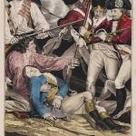 Death of Warren 1786 broadside