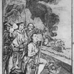 Death of Warren by J. Norman in Brackenridge