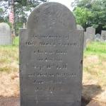 Mercy Scollay grave Medfield