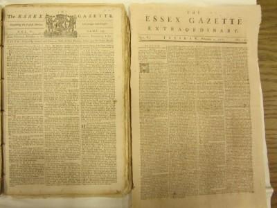 Essex Gazette 02Feb 1773