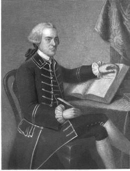 John Hancock, engraving after Copley
