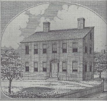 Post image for <center>Modern Location of Joseph Warren&#8217;s North End House</center>