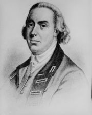 British Governor General Thomas Gage