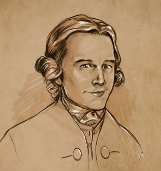 Dr. Joseph warren by Lora Innes