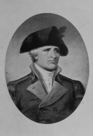 General John Stark of New Hampshire