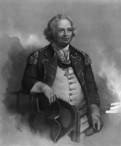 Israel Putnam of Connecticut