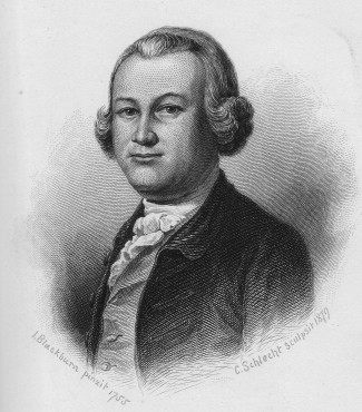James Otis, Jr. (1725-1783)