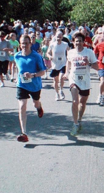 John McHugh (L) and Mike McHugh (R)