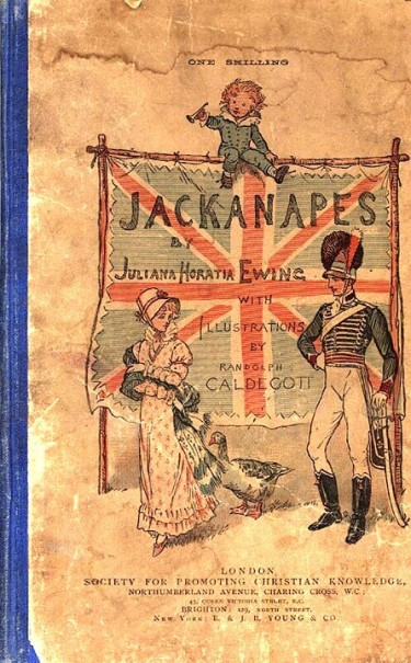 Jackanapes, an 1883 British juvenile novel