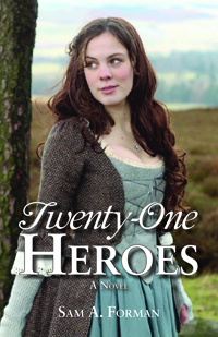 Twenty-One Heroes Book Cover