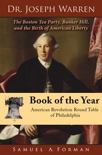 Doctor Joseph Warren Book Cover