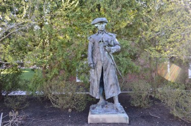 Statue of Joseph Warren by Paul Bartlett 1904